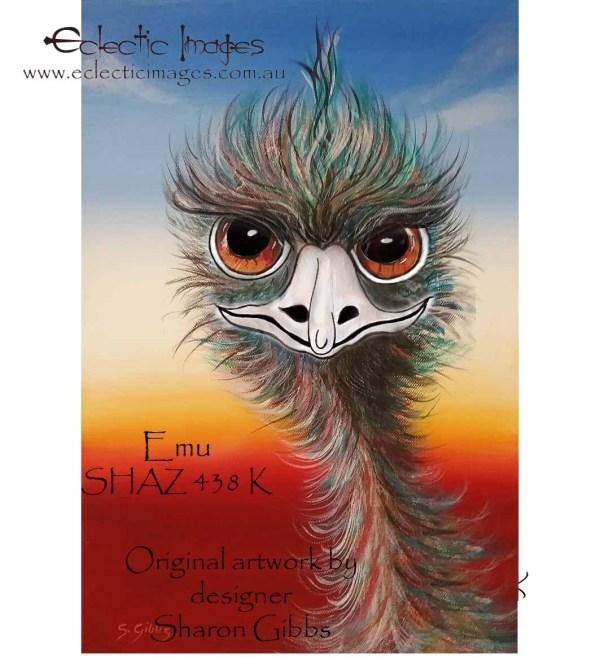 Emu SHAZ 438 K