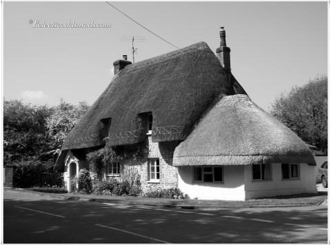 Bridge Cottage where I grew up