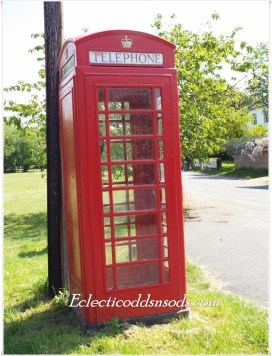 Telephone box of sonnets
