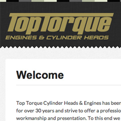 Top Torque Performance