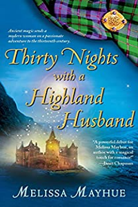 Thirty Nights with a Highlander Featured