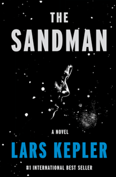 The Sandman (Joona Linna, #4)  by Lars Kepler