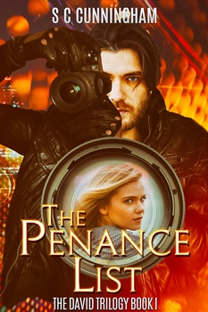 The Penance List (The David Trilogy Book 1) by Siobhan C. Cunningham