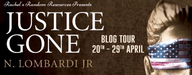Justice Gone Banner