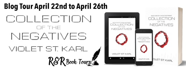 Collection of the Negatives Blog Tour Banner