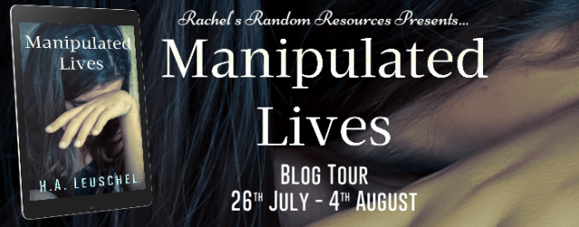 Manipulated Lives Banner