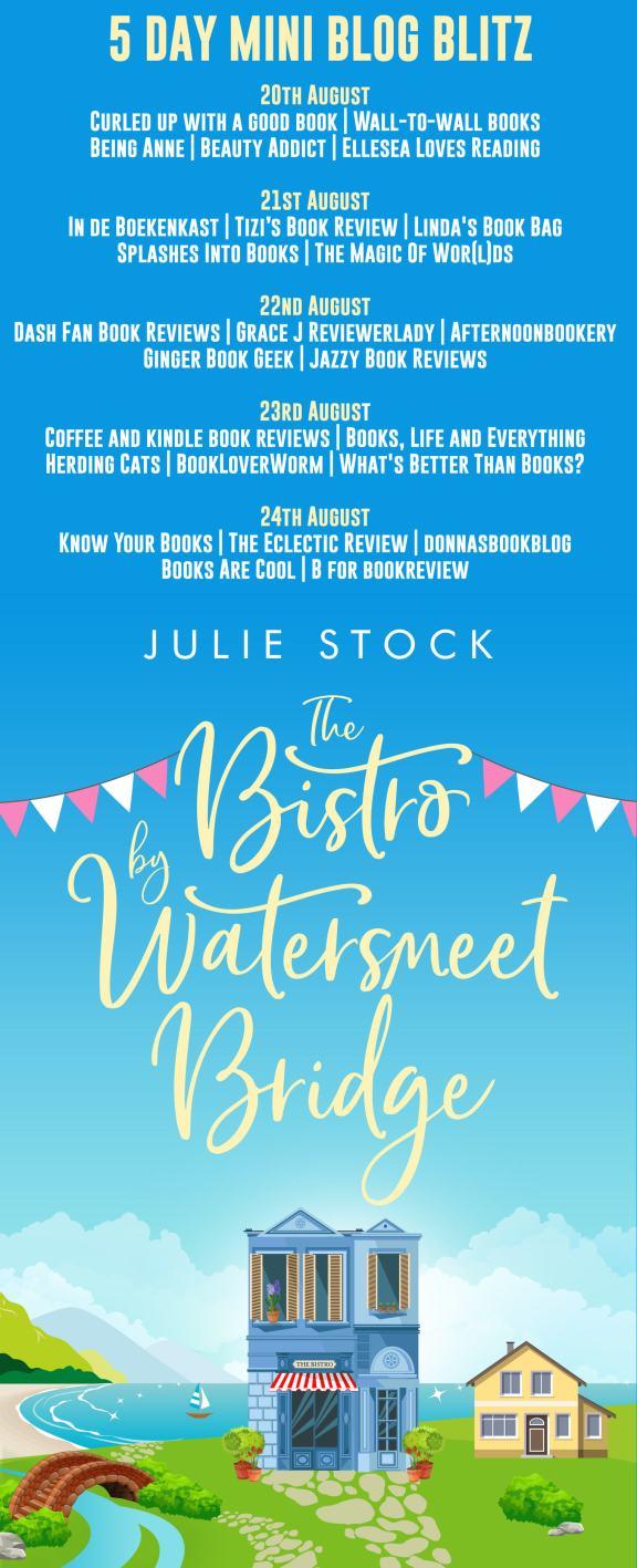 The Bistro by Watersmeet Bridget Full Tour Banner