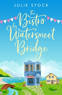 The Bistro by Watersmeet Bridge by Julie Stock