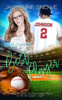 Best Player (The Cleat Chasers, #3) by Jaqueline Snowe