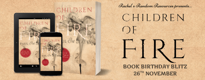 Children of Fire Banner