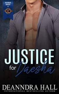 Justice for Daesha (Bluegrass Bravery #4) by Deanndra Hall