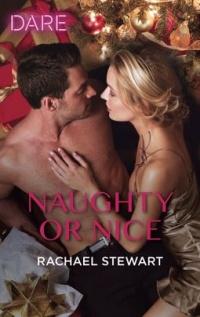 Naughty or Nice by Rachael Stewart