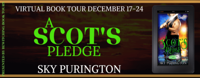 Scot's Pledge Banner