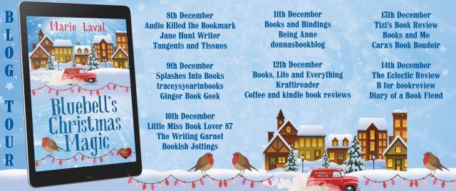 Bluebells Christmas Magic Full Tour Banner