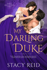 My Darling Duke (Sinful Wallflowers, #1) by Stacy Reid