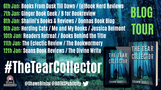 Tear Collector BLOG TOUR