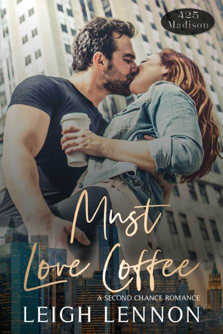 Must Love Coffee Cover