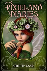 Pixieland Diaries cover Book 1 Small