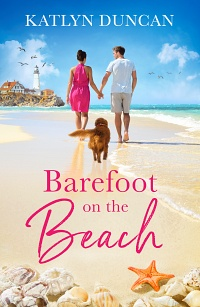 Barefoot on the Beach Featured