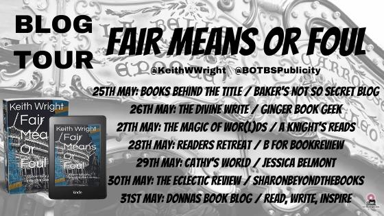 Fair Means Or Foul Blog Tour