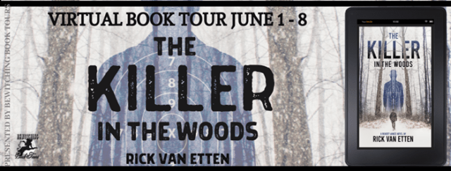 Killer in the Woods Banner