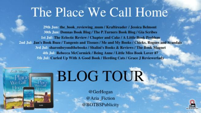 The Place We call Home Banner