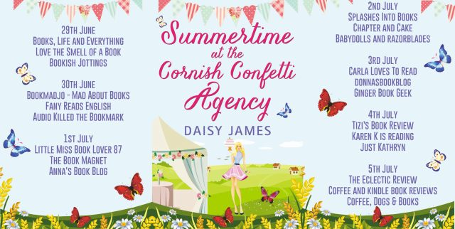 Summertime at the Cornish Confetti Agency Full Tour Banner