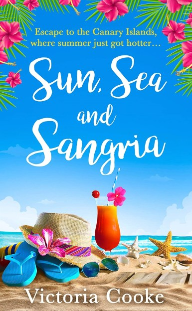 Sun Sea and Sangria Cover