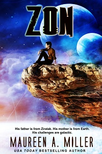 Zon (Beyond #5) by Maureen A. Miller