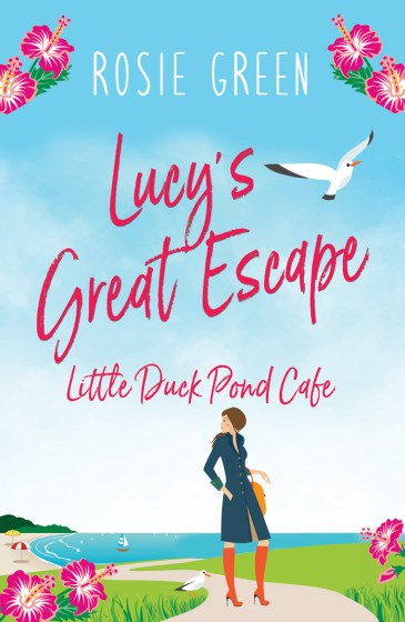 LUCY'S GREAT ESCAPE_