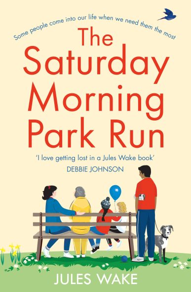 The Saturday Morning Park Run Cover