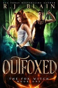 Outfoxed (The Fox Witch #1) by R.J. Blain
