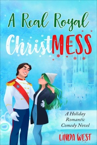 A Real Royal Christmess by Linda West