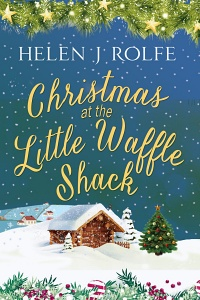 Christmas at the Little Waffle Shack (Heritage Cove #2) by Helen J. Rolfe