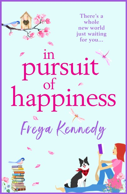 In Pursuit of Happiness Cover