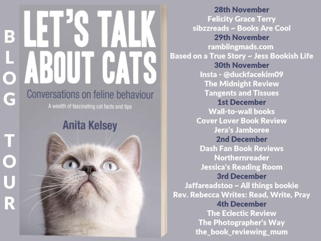 Lets Talk About Cats Full Tour Banner