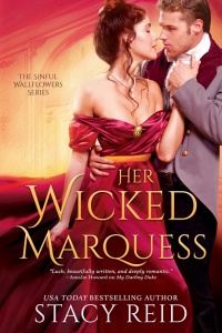 Her Wicked Marquess (Sinful Wallflowers #2) by Stacy Reid