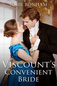 The Viscount's Convenient Bride (Reluctant Brides #2) by Josie Bonham