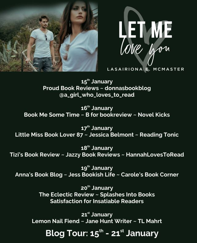 Let Me Love You Full tour Banner