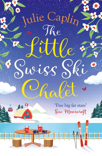 The Little Swiss Ski Chalet cover