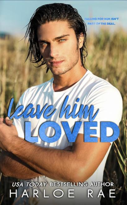 Leave Him Loved Cover