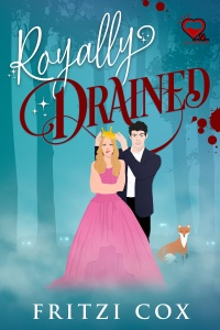 Royally Drained (V.I.L.F. #1) by Fritzi Cox