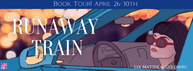 Runaway Train Book Tour Banner April 26-30