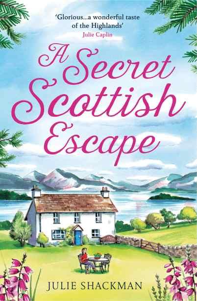 A Secret Scottish Escape