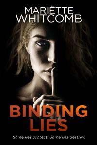 Binding Lies (Finley #3) by Mariëtte Whitcomb