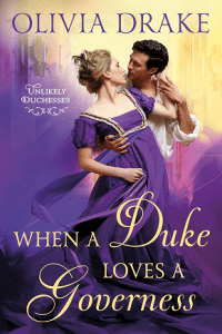 When a Duke Loves a Governess Featured
