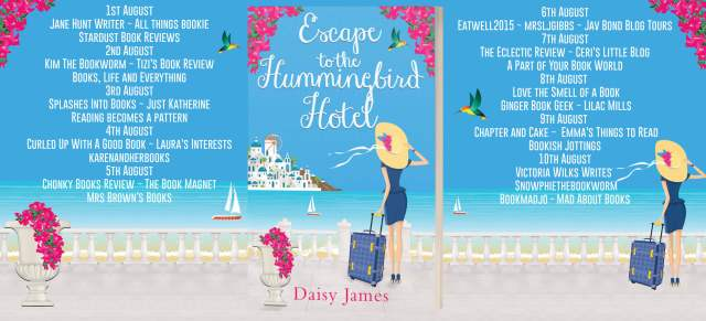 Escape To The Hummingbird Hotel Full Tour Banner