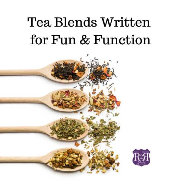 Tea Blends by Route2Route Botanicals