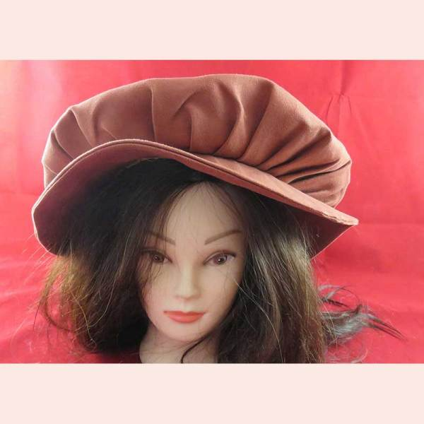 Muffin Hat by Majestic Pearl Historical Attire