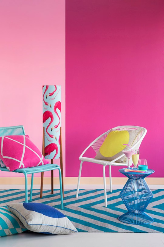 Haymes Colour Forecast 2015 Eclectic Trends